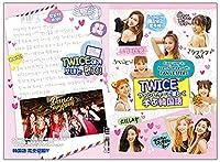 TWICE (トゥワイス) グッズ - 学ぶ韓国語 韓国語勉強 ノート ファンレターで楽しく!
