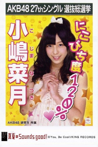 AKB48 公式生写真 27thシングル 選抜総選挙 真夏のSounds goo・・・