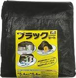 [T-4446721]ユタカ #3000 ブラックシート 5.4mx5.4m BKS13