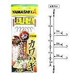 ヤマシタ(YAMASHITA) カワハギ仕掛 KHNE3B3 5-3-3