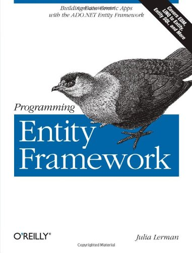 Download Programming Entity Framework 059652028X