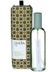 LUCIA Collection ルームスプレー No.9 バーボンバニラ&ホワイトティ Bourbon Vanilla&White Tea Room Spray ルシア コレクション ピュアリビング Pureliving