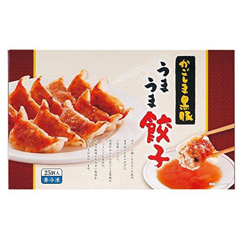 やまや かごしま黒豚うまうま餃子 25個入り ( 300g )