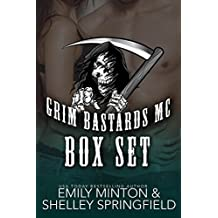 Grim Bastards MC Box Set: Including: Death of a Bastard (Grim Bastards MC Book 6)