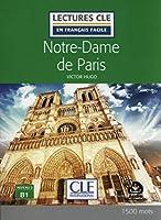Notre-Dame de Paris - Livre + audio-online