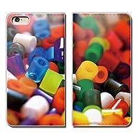 (ティアラ)Tiara Galaxy Note9 SCV40 スマホケース 手帳型 ベルトなし カラフル ビーズ POP アクセサリー 手帳ケース カバー バンドなし マグネット式 バンドレス EB004020106103