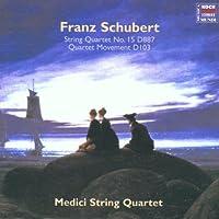 Schubert: String Quartet No.15