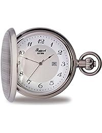 [ラポート]RAPPORT 懐中時計 ハンターケース クォーツ デイト PW71 【正規輸入品】