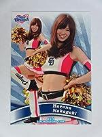 BBM2014プロ野球チアリーダー/華【華74中垣晴菜/中日/チアドラゴンズ】レギュラーカード
