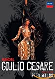 歌劇『ジュリオ・チェーザレ』全曲 セラーズ演出 スミス&シュターツカペレ・ドレスデン、J.ゴール、S.ラーソン、他(2DVD)