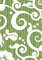 igsticker ポスター ウォールステッカー シール式ステッカー 飾り 210×297㎜ A4 写真 フォト 壁 インテリア おしゃれ 剥がせる wall sticker poster 003876 フラワー 花 植物 緑