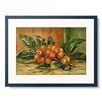 ピエール=オーギュスト・ルノワール Pierre-Auguste Renoir 「Nefle」 額装アート作品