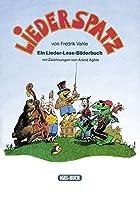 Liederspatz: Mit Spielanleitungen, Erlaeuterungen, Melodien und Texten der Lieder. Ein Lieder-Lese-Bilderbuch