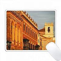 スペイン、バレアレス諸島、メノルカ島。 Ciutadella de Menorca。 PC Mouse Pad パソコン マウスパッド