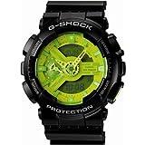 [カシオ]CASIO 腕時計 G-SHOCK ジーショック STANDARD Hyper Colors GA-110B-1A3JF メンズ