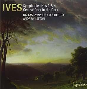 Symphonies Nos 1 & 4 Central Partk in the Dark