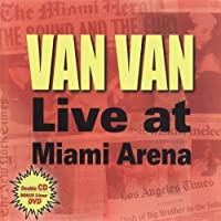 Live at Miami Arena by Los Van Van