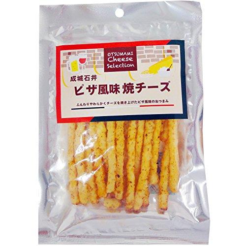 成城石井 おつまみチーズセレクション ピザ風味焼チーズ 67g