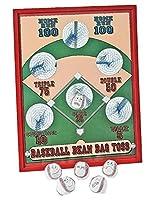 Fun Express Baseball Bean Bag Toss Game [Floral] [並行輸入品]