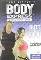 Body Express: Butt & Thigh Solution [DVD]