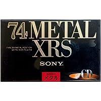 SONY METAL XRS 74 メタル カセットテープ C-74MXRS