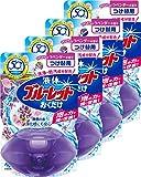 【まとめ買い】液体ブルーレットおくだけ トイレタンク芳香洗浄剤 詰め替え用 やすらぎそよぐラベンダーの香り 70ml×4個