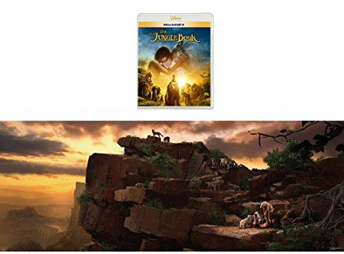 【Amazon.co.jp限定】 ジャングル・ブック MovieNEX [ブルーレイ+DVD+デジタルコピー(クラウド対応)+MovieNEXワールド](オリジナルワイドポスター付) [Blu-ray]の詳細を見る