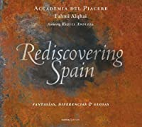 Rediscovering Spain: Fantasias, Diferencias & Glosas from the 16th & 17th Centuries by Raquel Andueza