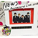 NEWS 【15th Anniversary Clock】15周年 時計 Anniversary LIVE 2018 Strawberry 公式グッズ