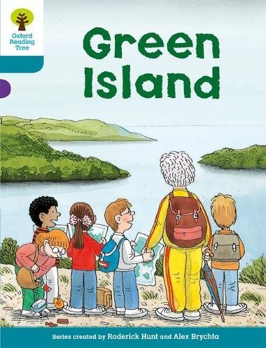 Oxford Reading Tree: Level 9: Stories: Green Islandの詳細を見る