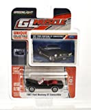 "GREENLIGHT 1:64 ""GL MUSCLE"" ""1967 Ford Mustang GT Convertible"" SHOP TOOL   グリーンライト 1:64スケール 「GL マッスル」 「1967 フォード マスタング GT コンバーチブル」 ショップツール付き ジオラマ ブラック"