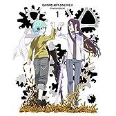 【Amazon.co.jp限定】ソードアート・オンラインII 1(クリアブックマーカー付) (完全生産限定版) [DVD]