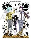 【Amazon.co.jp限定】ソードアート・オンラインII 1(クリアブックマーカー付) (完全生産限定版) [Blu-ray]