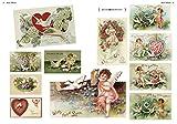 夢見るヴィクトリアンカード 1000 (ホールマークカードライブラリー) 画像