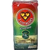 ブラジルコーヒー 500g トレス コラソエンス プレミアム Cafe 3 Coracoes Premium