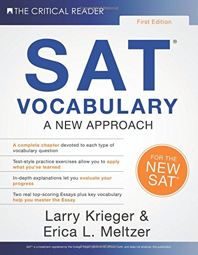 Download SAT Vocabulary: A New Approach 0997517840
