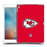 オフィシャル NFL プレーン カンザスシティ・チーフズ ロゴ iPad Pro 9.7 (2016) 専用ハードバックケース