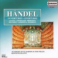 Handel;Overtures Alcina