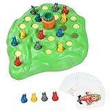 MeRaPhy) 子供 こども 用 うさぎ ボード ゲーム すごろく Funny Bunny みんな ワイワイ 楽しい ゲーム