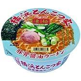 ニュータッチ 凄麺 横浜とんこつ家 117g×12個