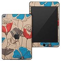 igsticker iPad mini 4 (2015) 5 (2019) 専用 apple アップル アイパッド 第4世代 第5世代 A1538 A1550 A2124 A2126 A2133 全面スキンシール フル 背面 液晶 タブレットケース ステッカー タブレット 保護シール 005284