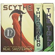 The Arc of a Scythe Trilogy: Scythe; Thunderhead; The Toll