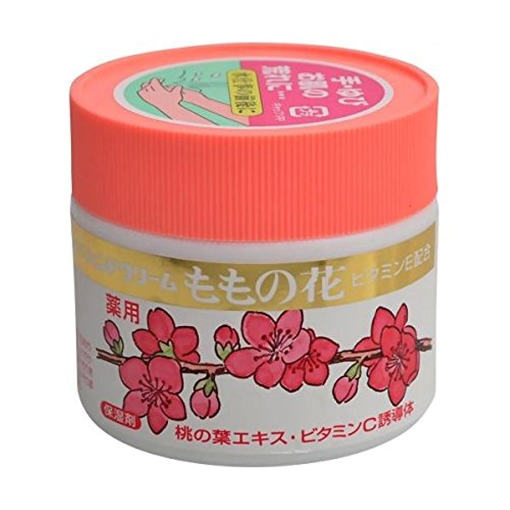 記憶ボーダー年齢【オリヂナル】ももの花薬用ハンドクリーム(医薬部外品) 70g ×3個セット