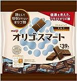明治 オリゴスマートミルクチョコレート大袋 195g
