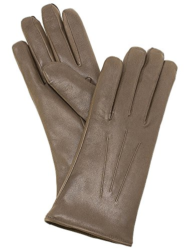(デンツ) DENTS レディース 手袋 ヘアシープグローブ モカ 17-1061 RIPLEY LADIES HAIRSHEEP GLOVES サイズ7 MOCCA [並行輸入品]