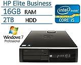 HP Elite Pro Series High Performance Business De