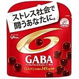 グリコ メンタルバランスチョコレートGABA(ギャバ)<ミルク>スタンドパウチ 51g×1ケース(120コ)