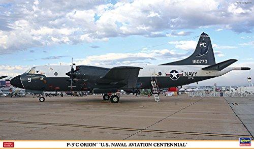ハセガワ 1/72 P-3C オライオン  アメリカ海軍 航空100周年