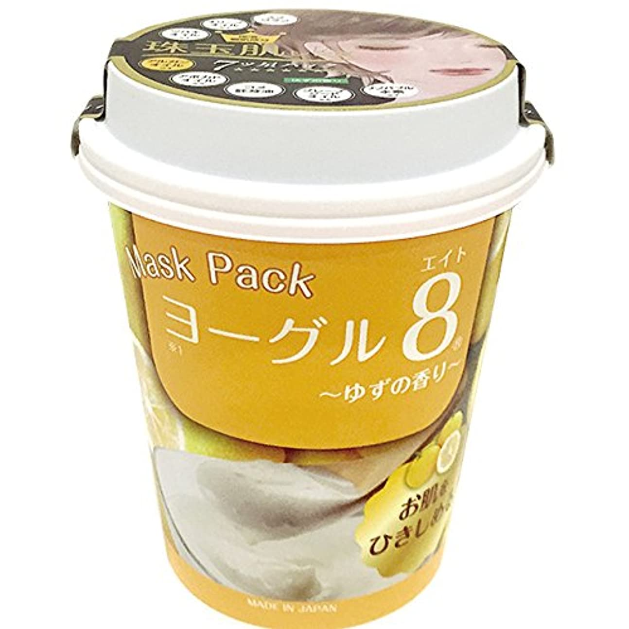 クレーン段落サッカーKyo Tomo ヨーグル8(ゆず) 24g
