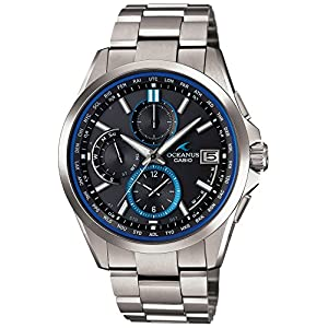 [カシオ]CASIO 腕時計 オシアナス クラシックライン 電波ソーラー OCW-T2600-1AJF メンズ